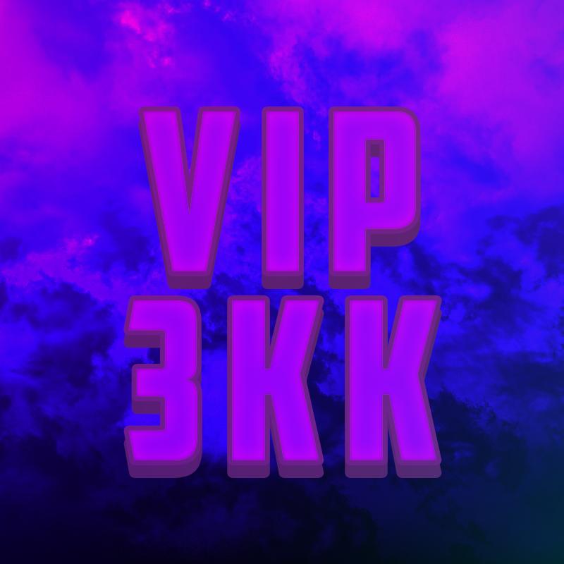VIP 3 KUUKAUTTA
